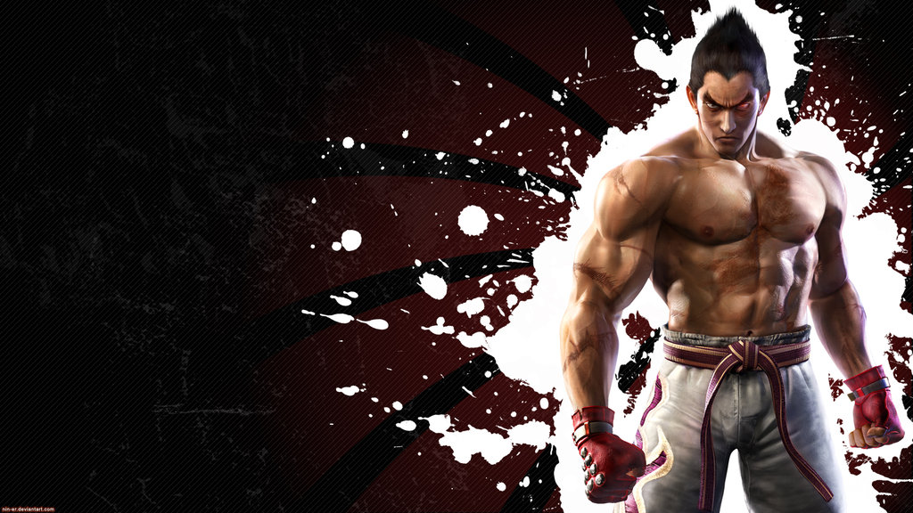 1080p tekken king wallpaper