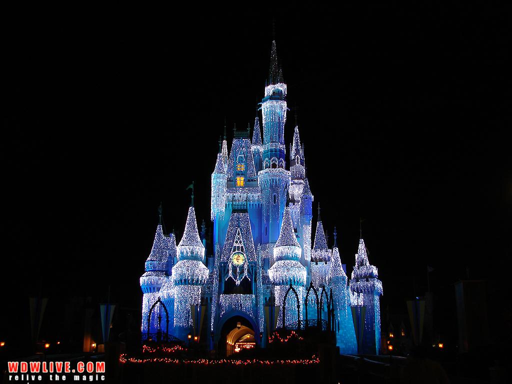 Magic Castle Wallpaper