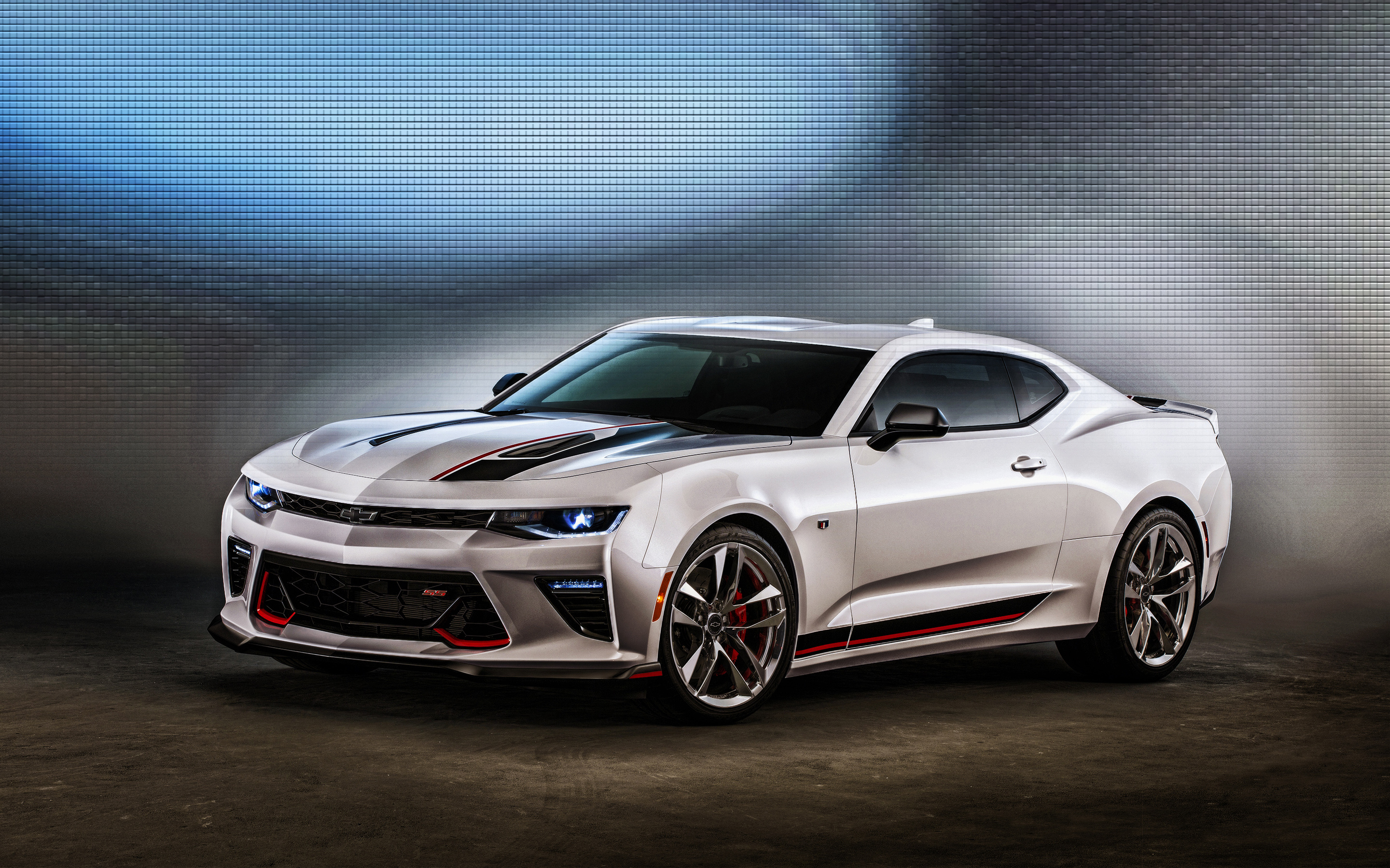 2016 Chevrolet Camaro SS Concept Wallpapers HD Wallpapers 2880x1800