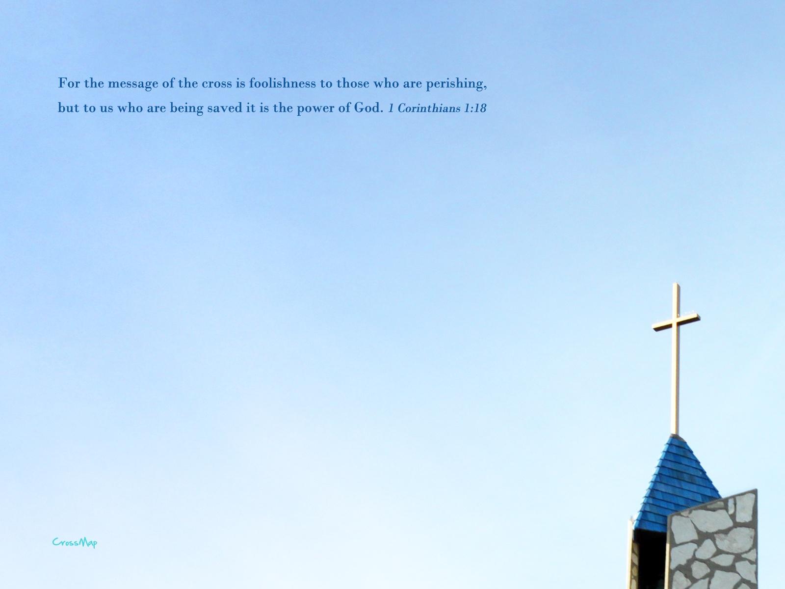 Message of the Cross Crossmap 1600x1200