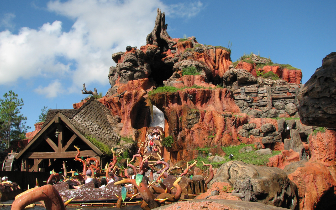 Walt Disney World Magical Desktop Wallpaper 1280x800