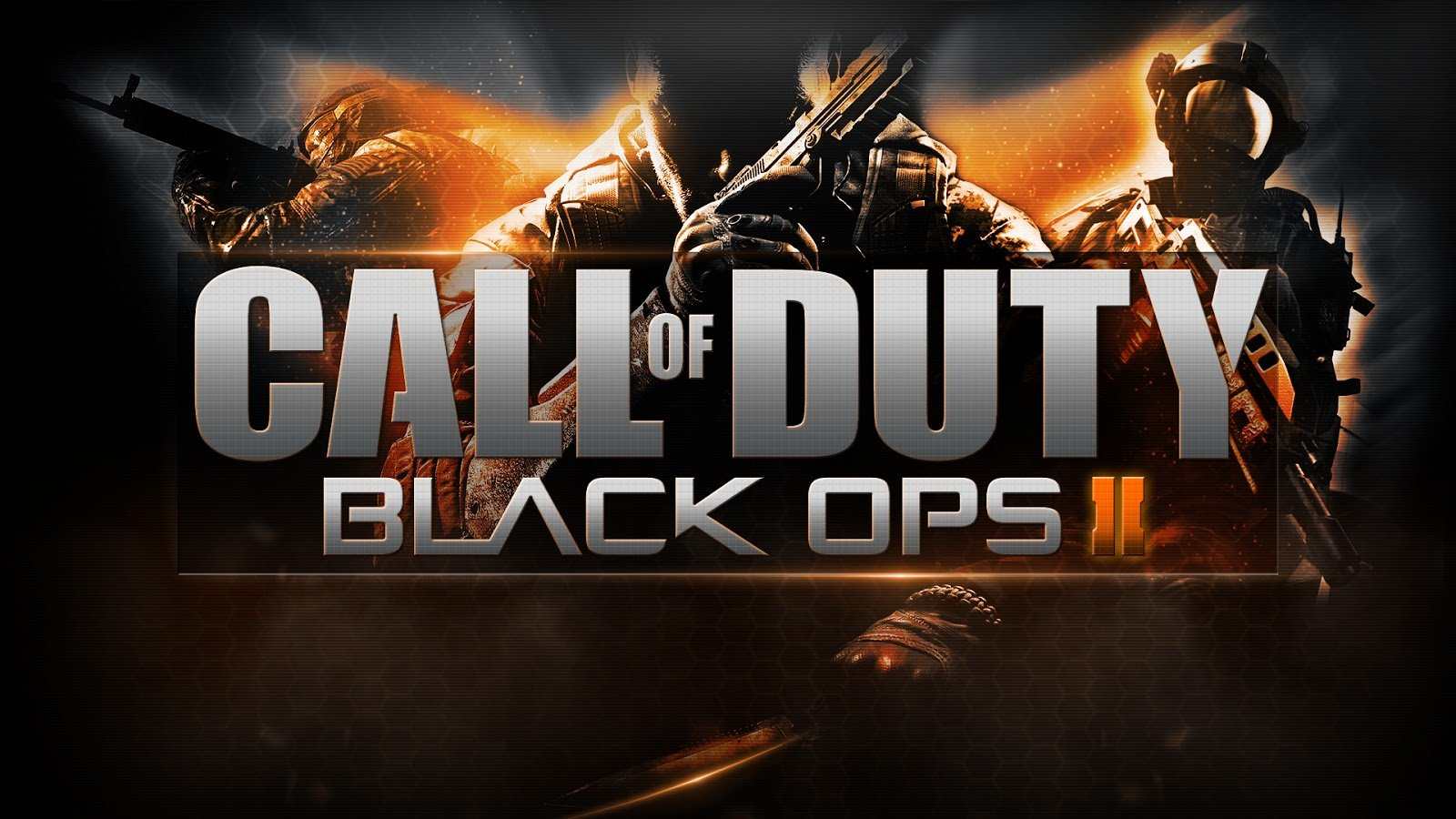 Wallpapers Desktops   Call Of Duty 1600x900