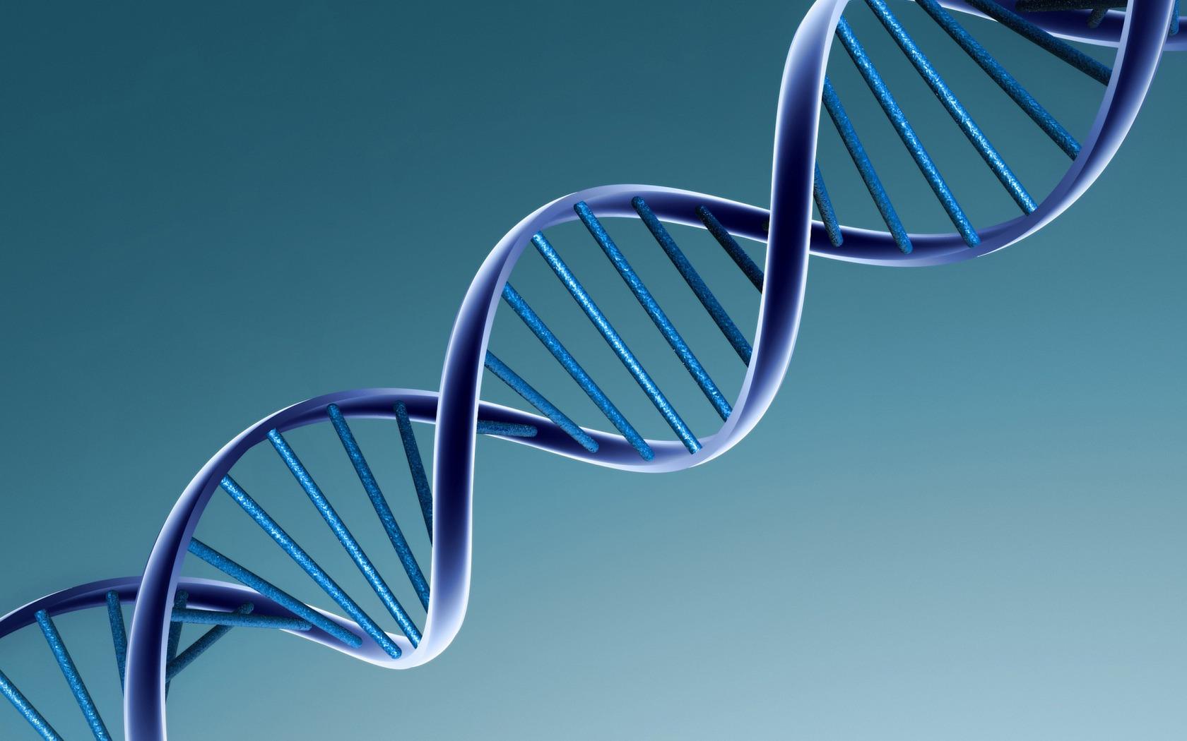 DNA strand wallpaper 2097 1680x1050