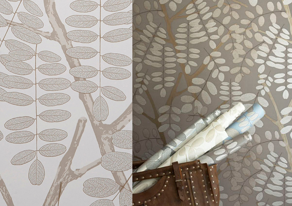 Tree Tops is Inspired by the Robinia tree the design is a view through 600x424