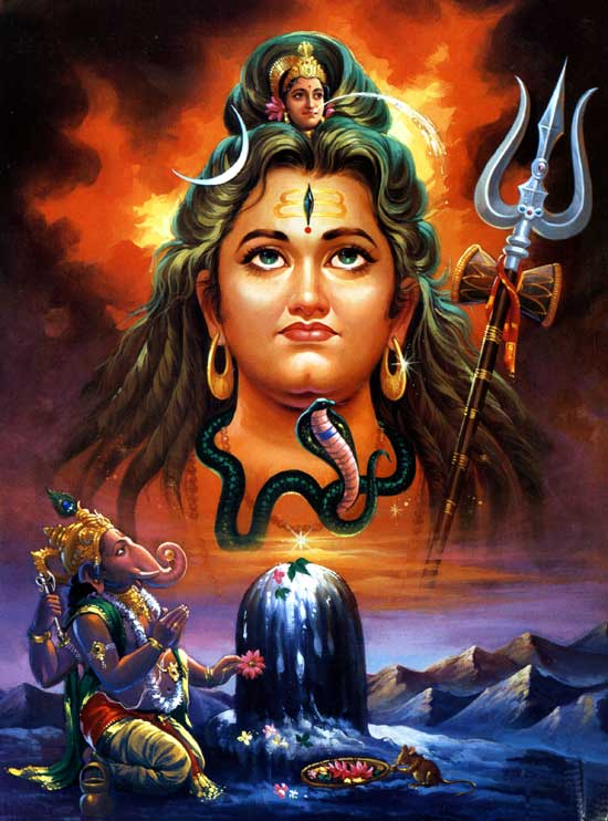 Download Lord Shiva Rudra Roop wallpapers Wallpaper HD FREE Uploaded 550x742