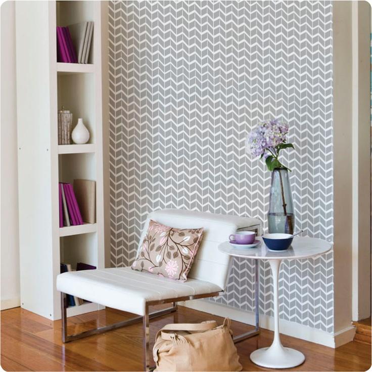 Curio Curio herringbone removable wallpaper 140 wallpaper 736x736