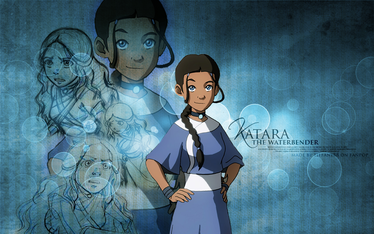 Katara   Avatar The Last Airbender Wallpaper 25981711 1280x800