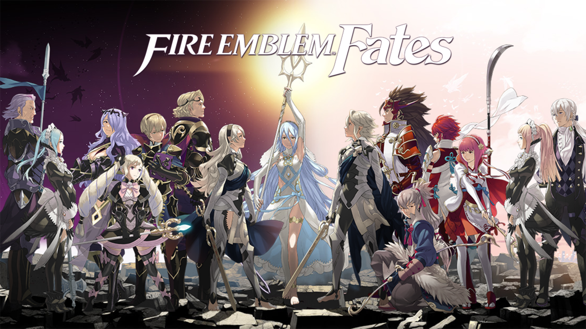 50 Fire Emblem Fates Wallpapers On Wallpapersafari