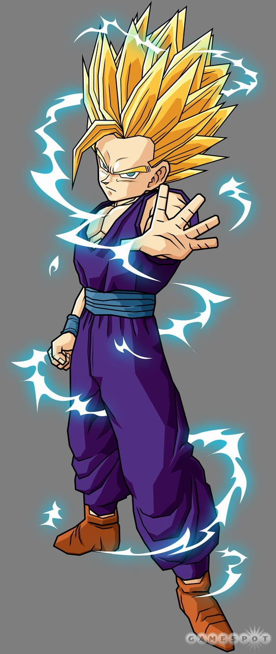 Free Download Teen Gohan Super Saiyan 2 Bt2 By Stratos008