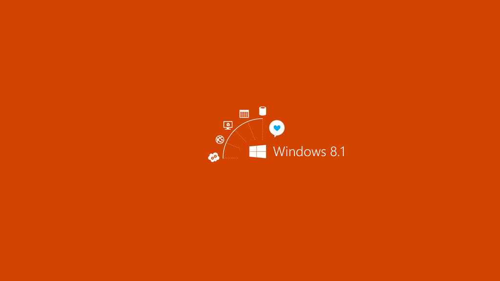 Windows 81   Wallpaper by NoFearl 1024x576