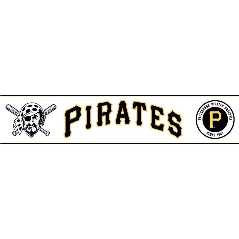 Wallpaper Border MLB Pittsburg Pirates Border 800x800