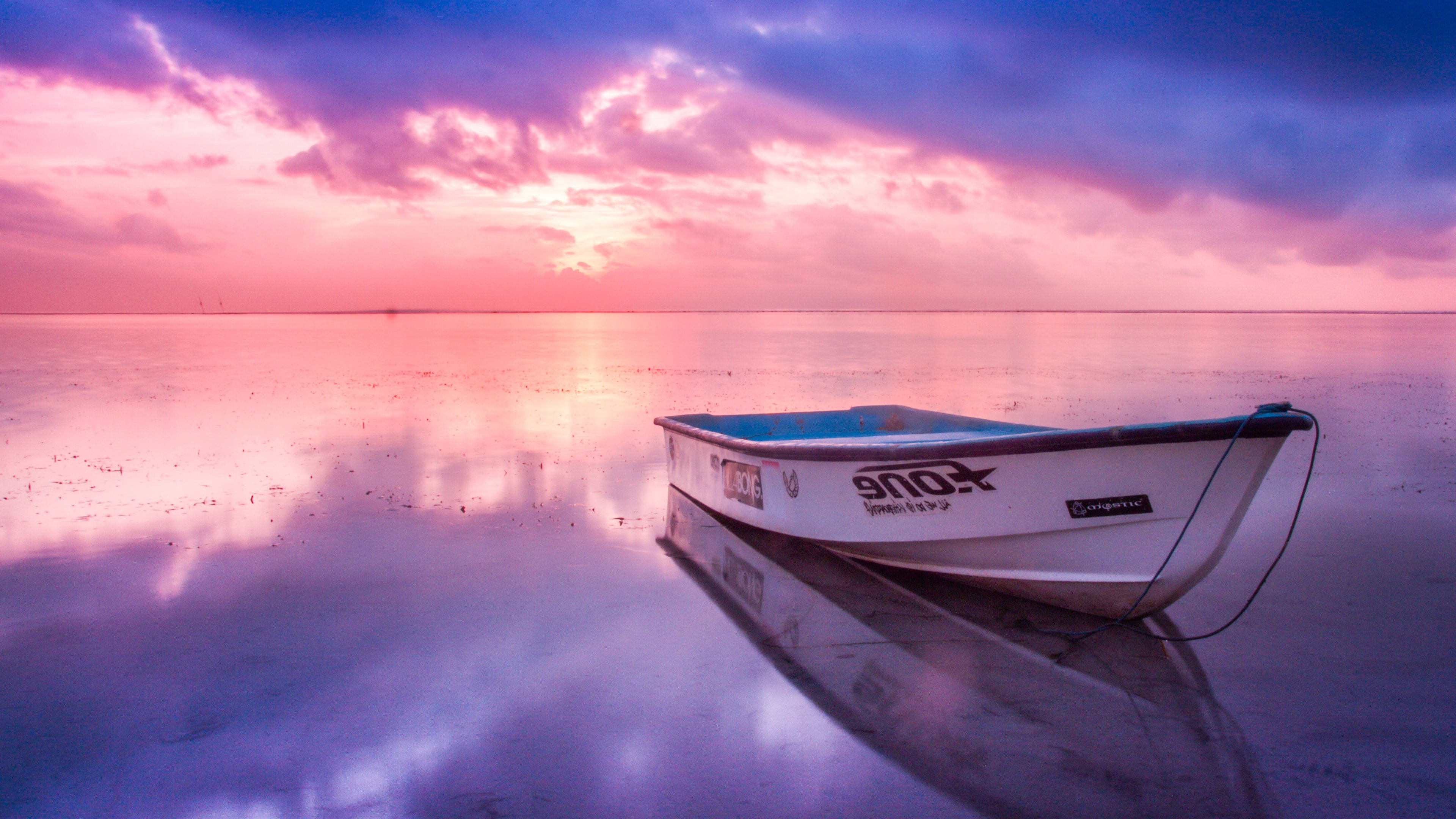 Boat Sunrise wallpapers 54 Wallpapers HD Wallpapers 3840x2160
