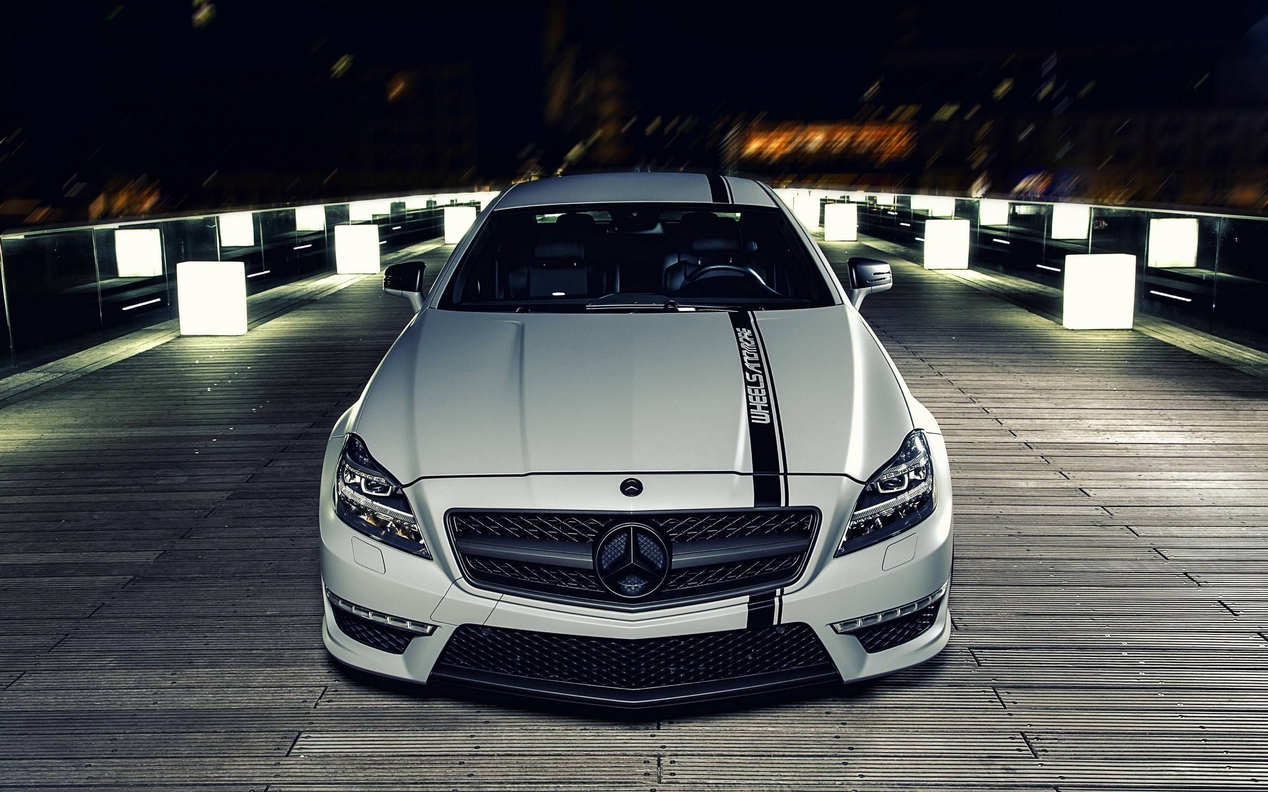 Mercedes Benz AMG Wallpapers 2560x1600