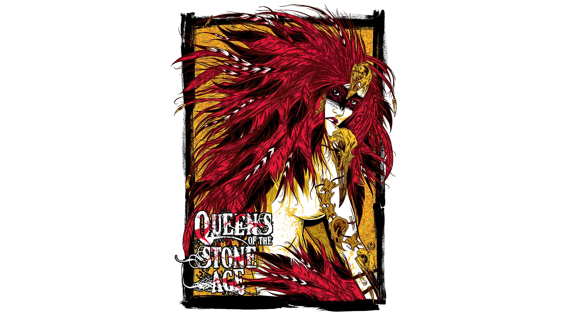 Free Download Queens Of The Stone Age Computer Wallpapers Desktop