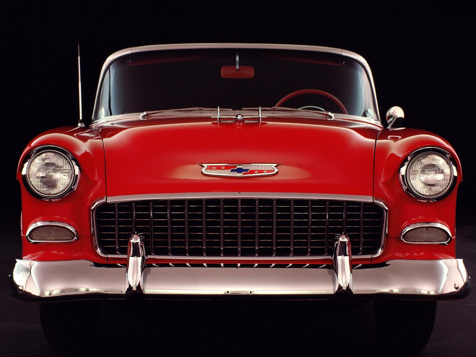 1955 Chevrolet Bel Air wallpaper   Car wallpapers   wallpapers 1600x1200