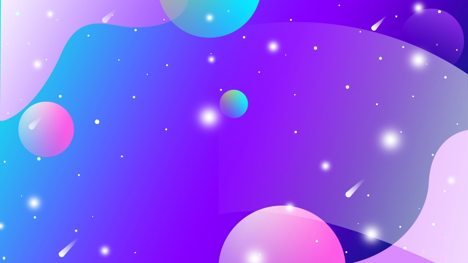 Simple Gradient Virtual Reality Enjoy Background Material Simple 960x540