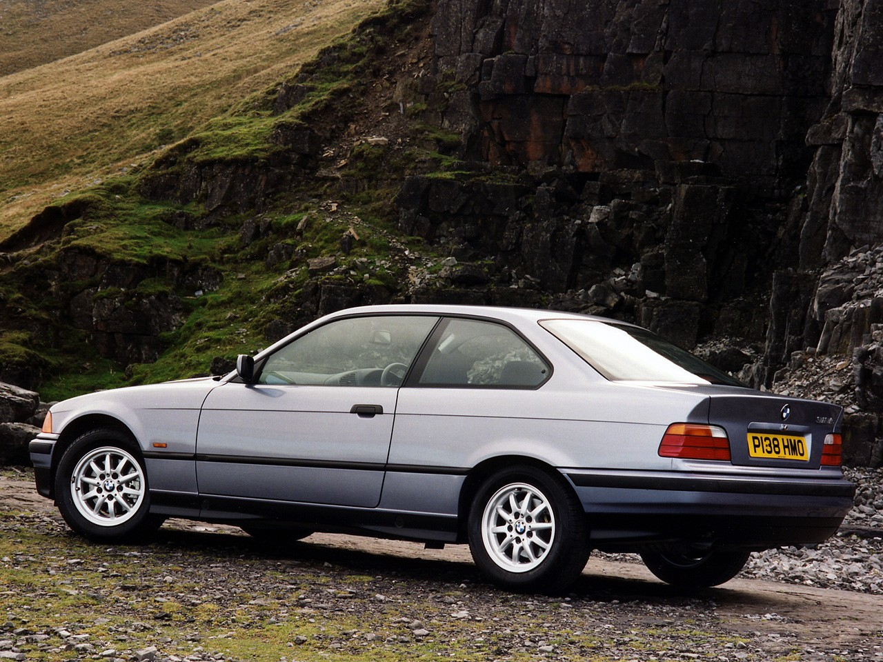 BMW 318is Coupe UK spec E36 Wallpapers Car wallpapers HD 1280x960