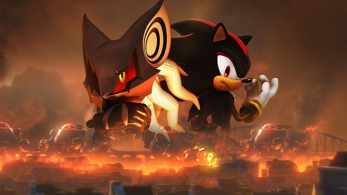 [97+] Sonic Forces Wallpapers on WallpaperSafari