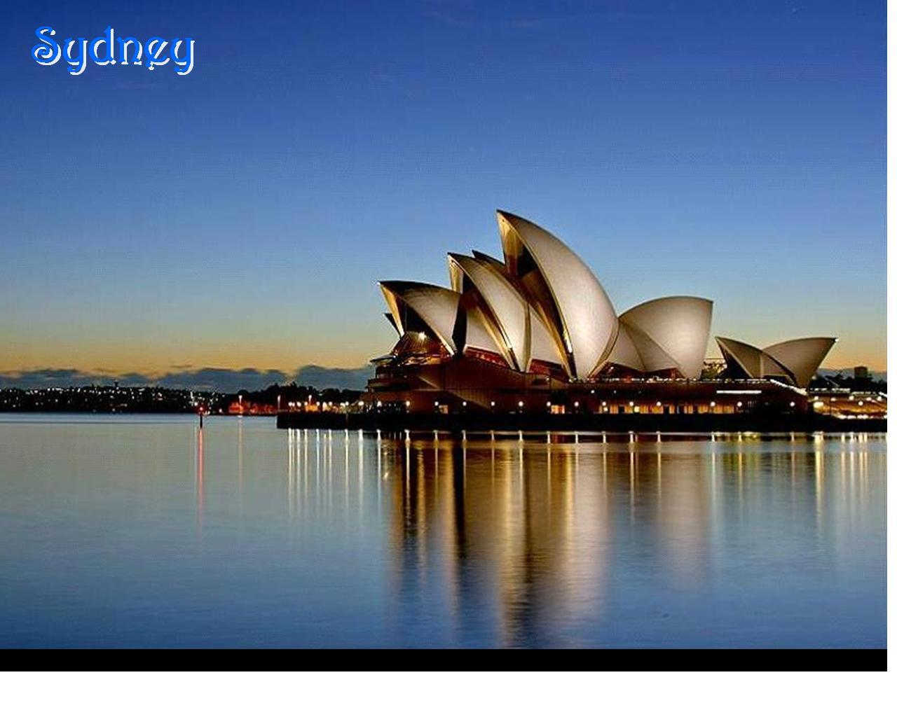 Sydney Opera House wallpaper   ForWallpapercom 1280x1024