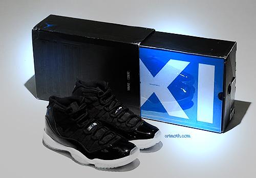 Space Jam Jordans with Box MySpace Profiles 500x347