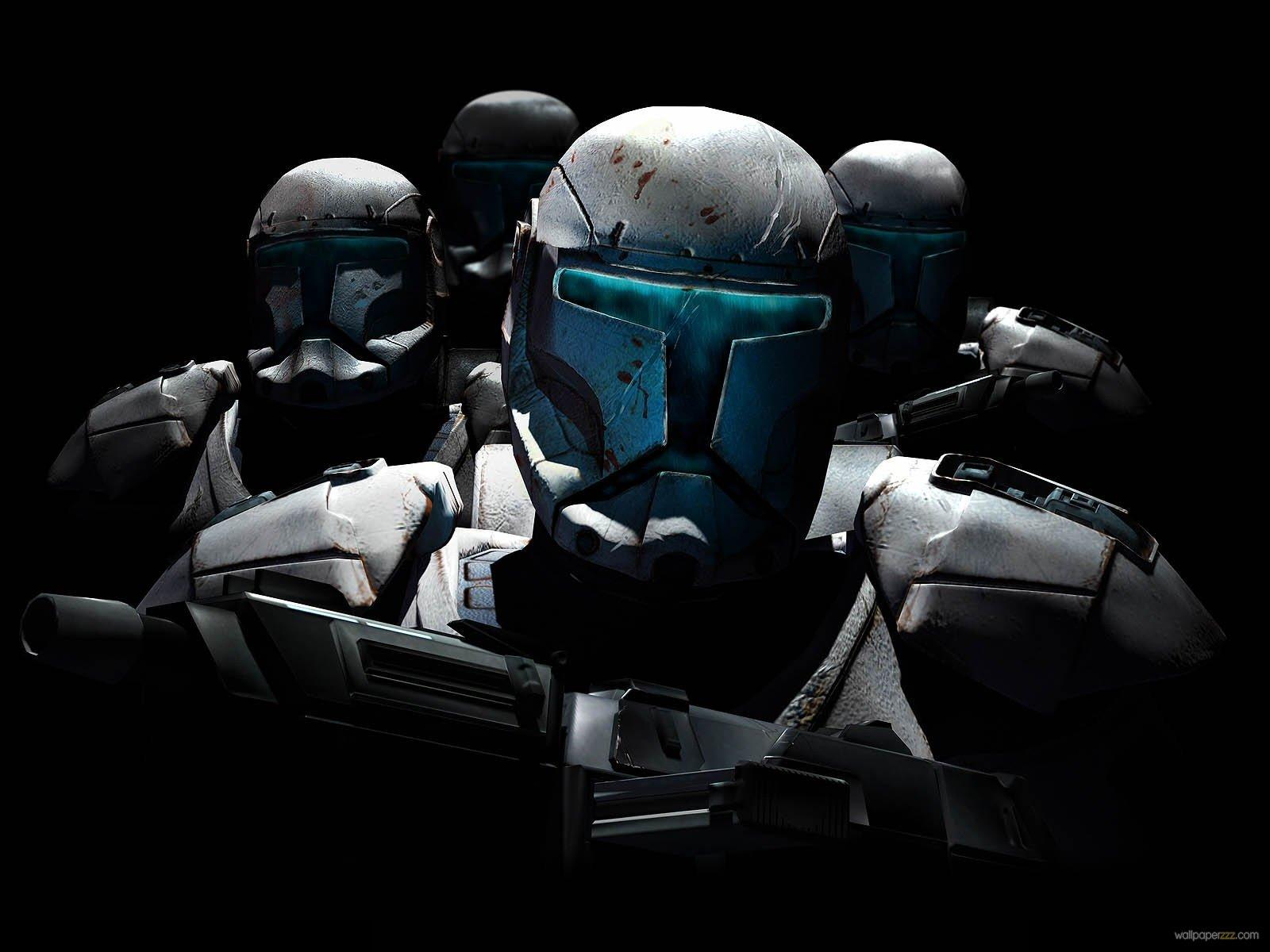 Download Star Wars Republic Commando Wallpaper Wallpaper 1600x1200