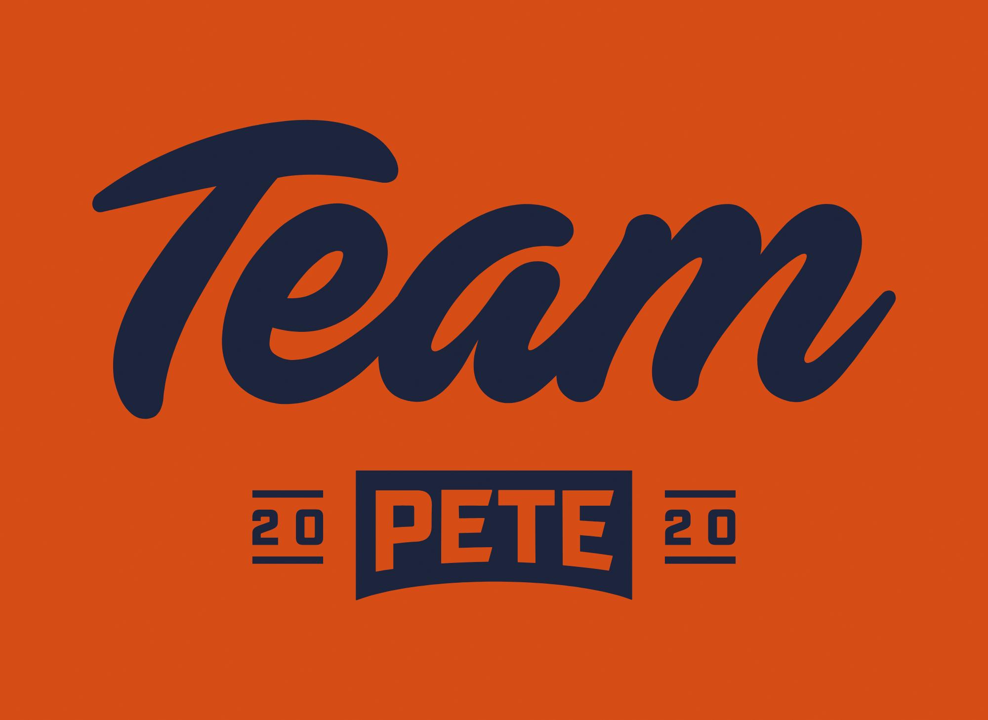 Brand New New Logo and Identity for Pete Buttigieg by Hyperakt 2000x1458