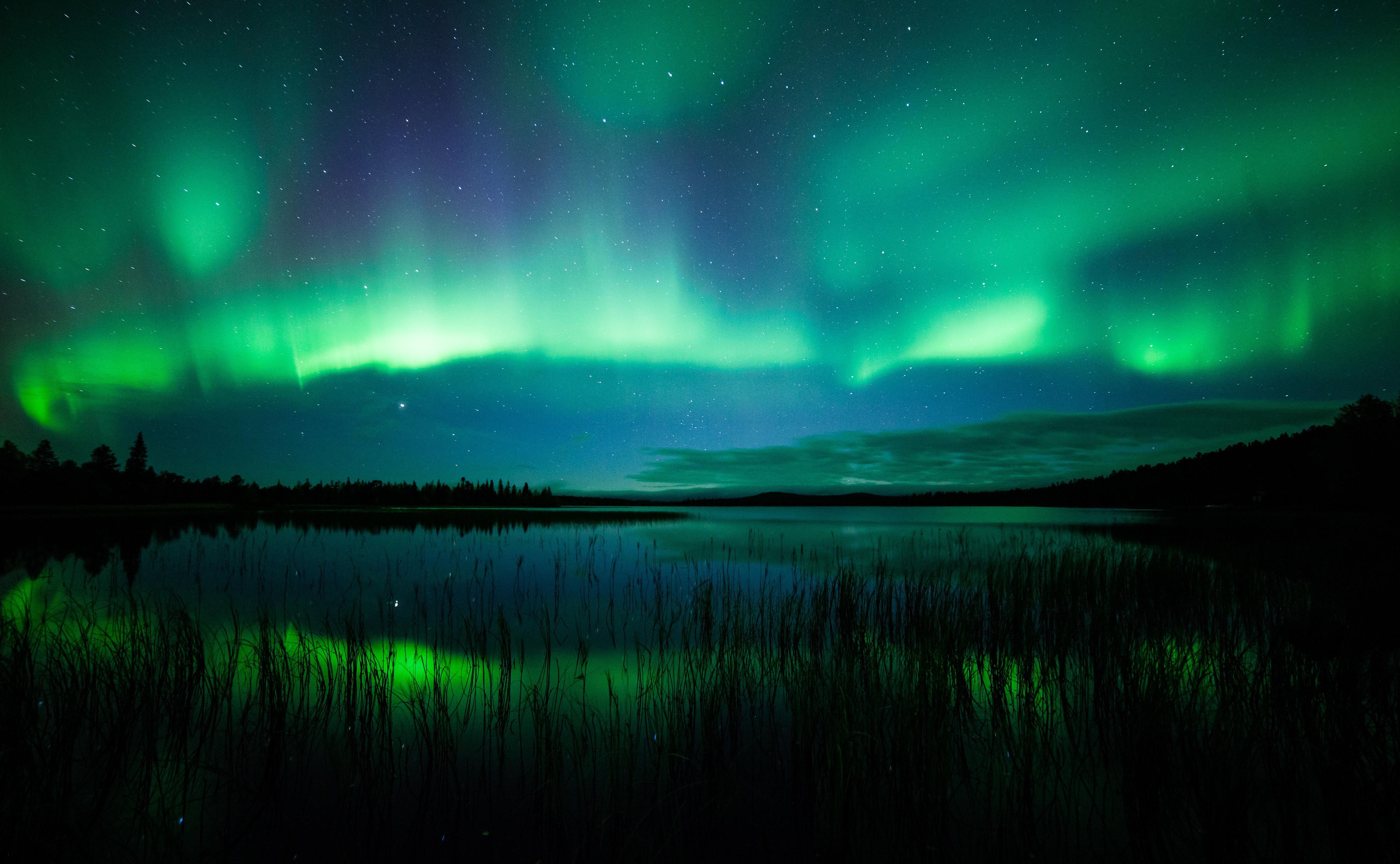Northern Lights Aurora Borealis Images | TheCelebrityPix
