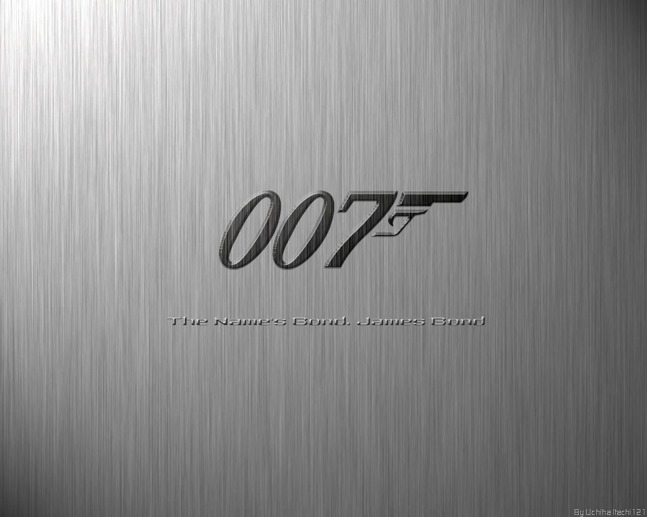 007 Logo Wallpaper