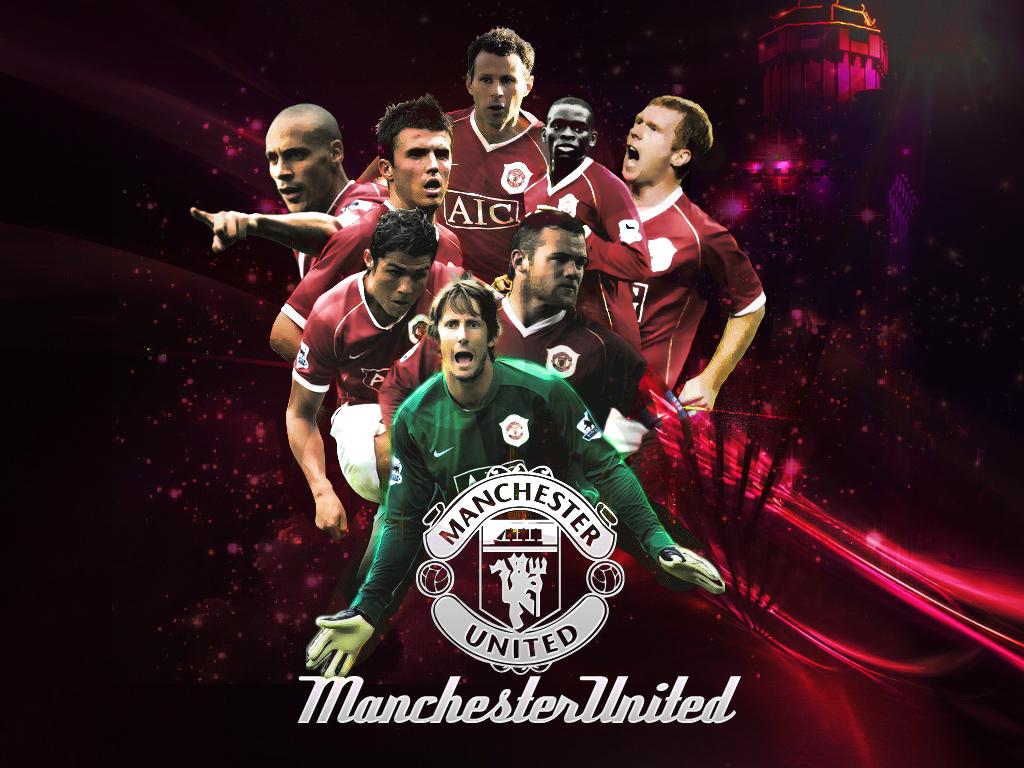 Manchester United Wallpapers And Screensavers Wallpapersafari