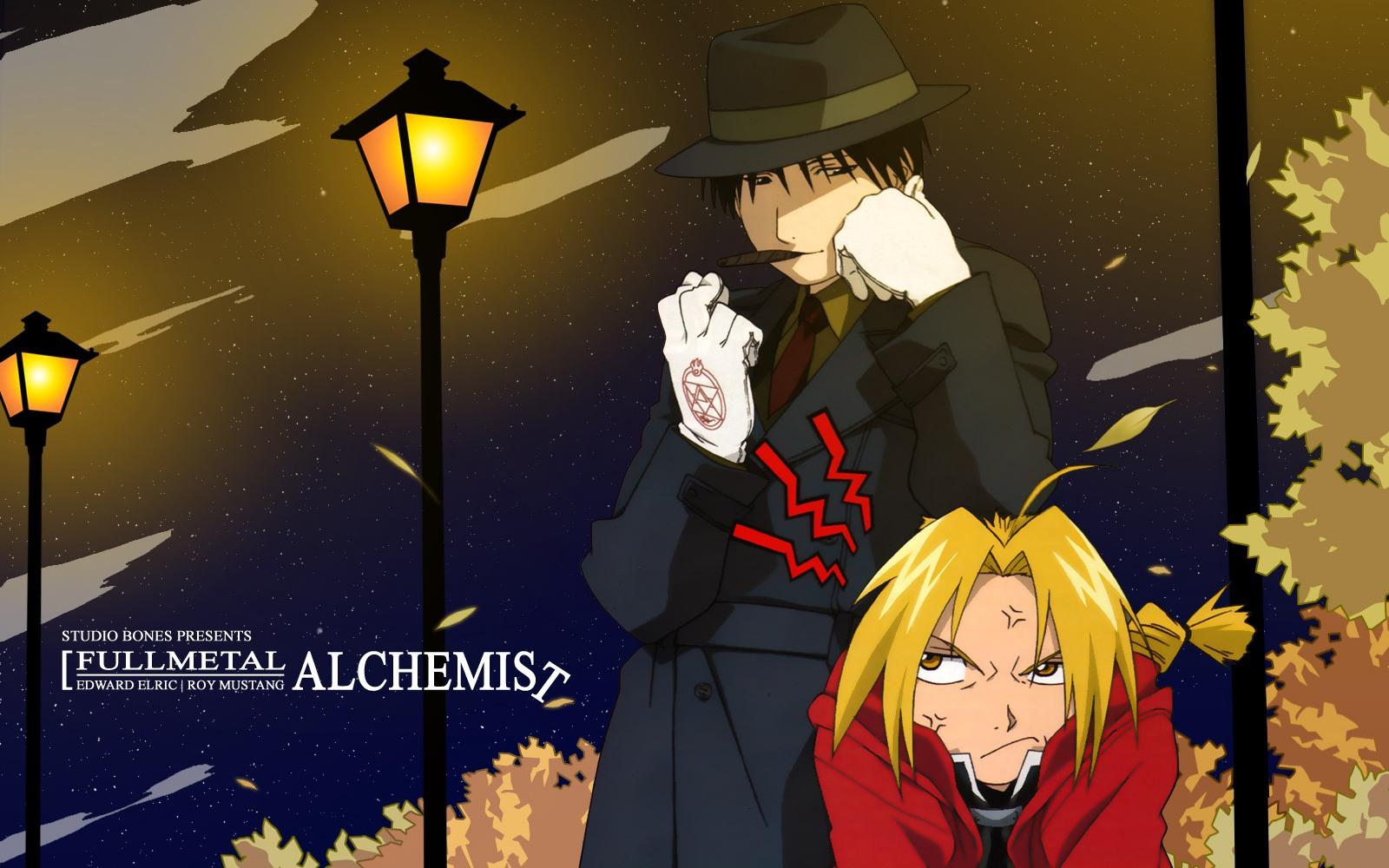 fullmetal alchemist roy mustang wallpaper HQ WALLPAPER   179148 1600x1000