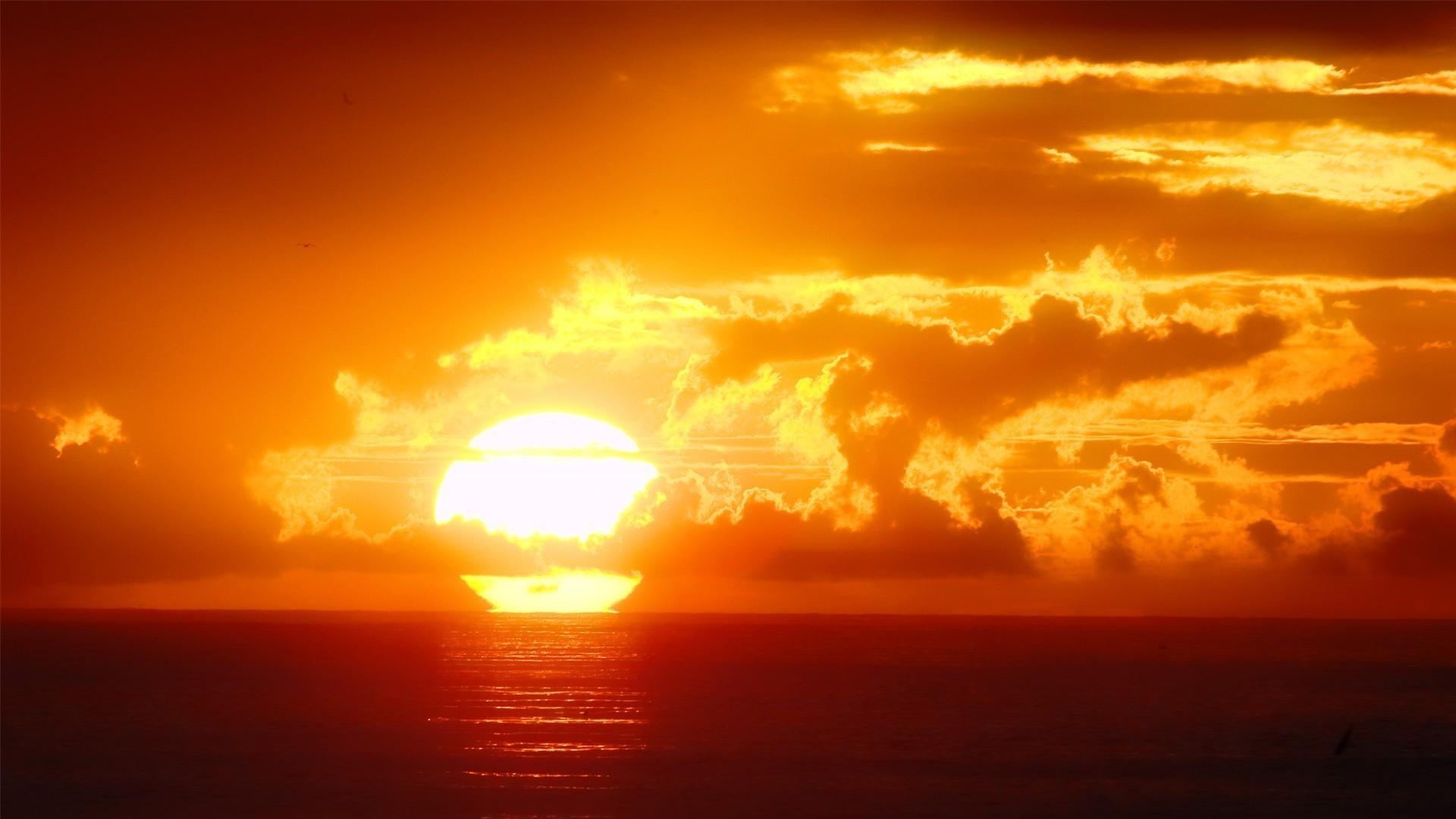 Sunset wallpaper - 787057