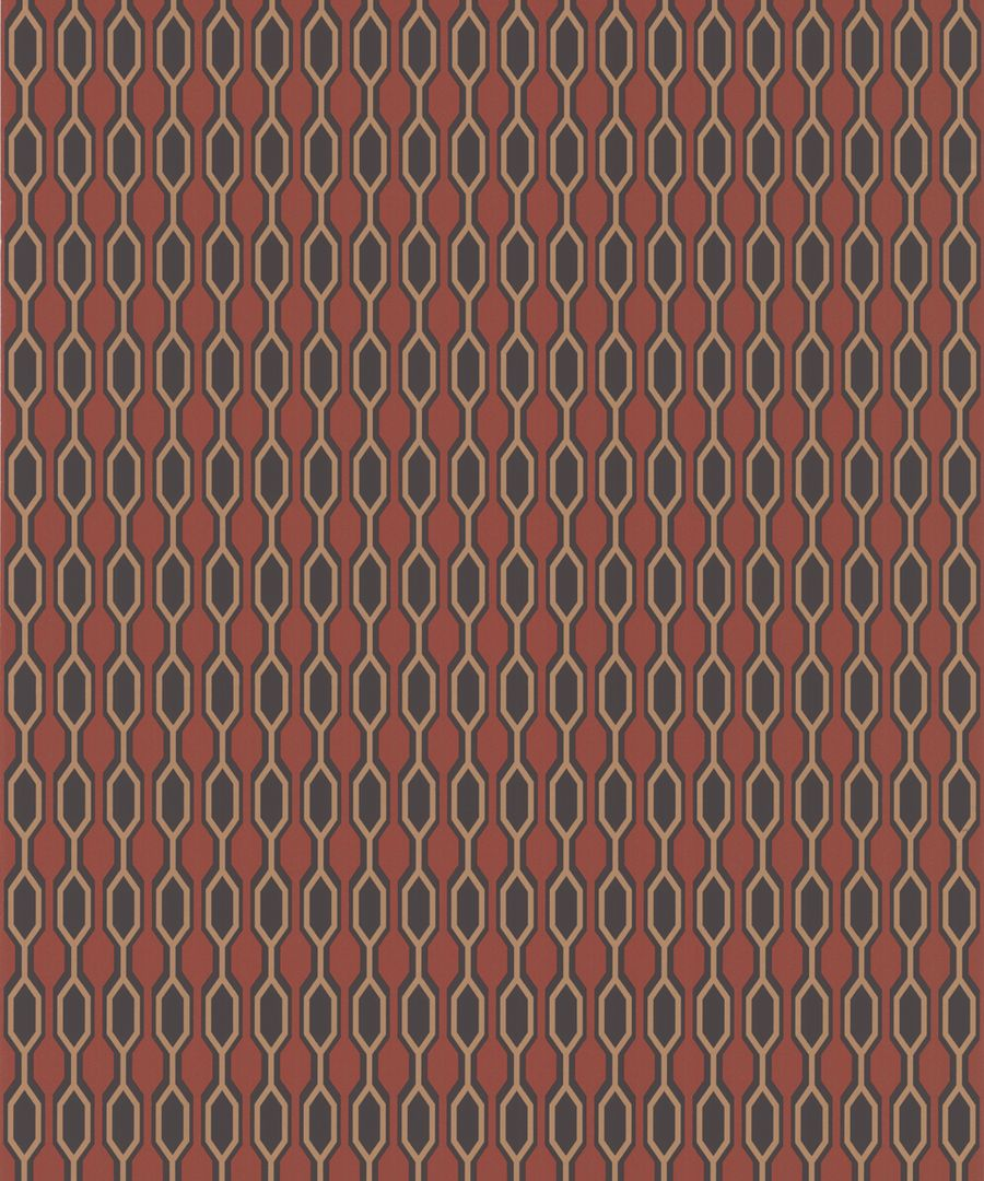 Kelly Hoppen hicks red wallpaper Sale   Graham Brown 900x1080
