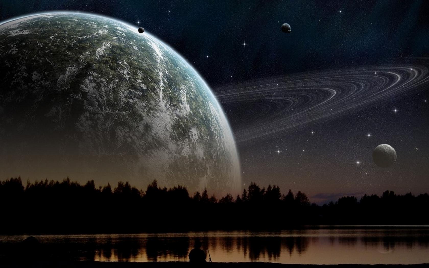 Science Fiction Wallpaper HD Widescreen Desktop Pictures Images 1680x1050