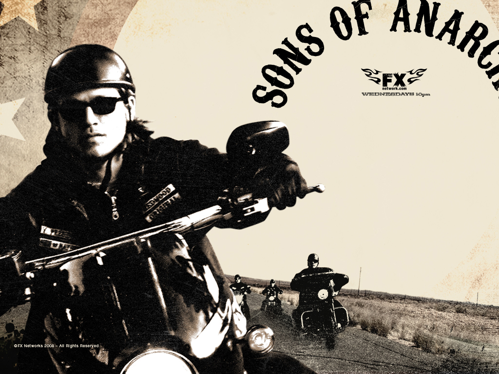 Sons Of Anarchy Wallpaper 2968342 1024x768