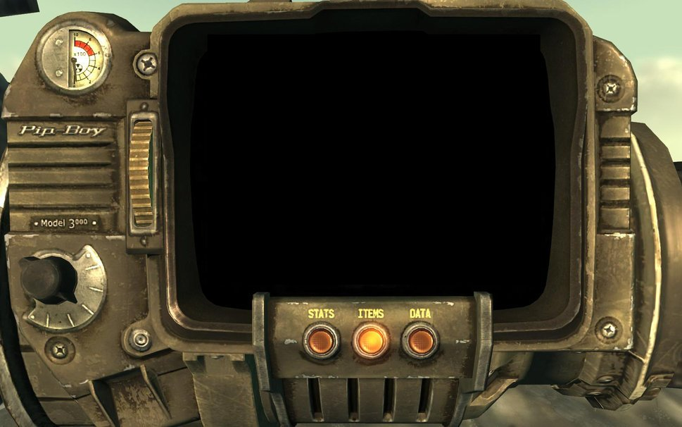 pipboy 3000 live wallpaper free