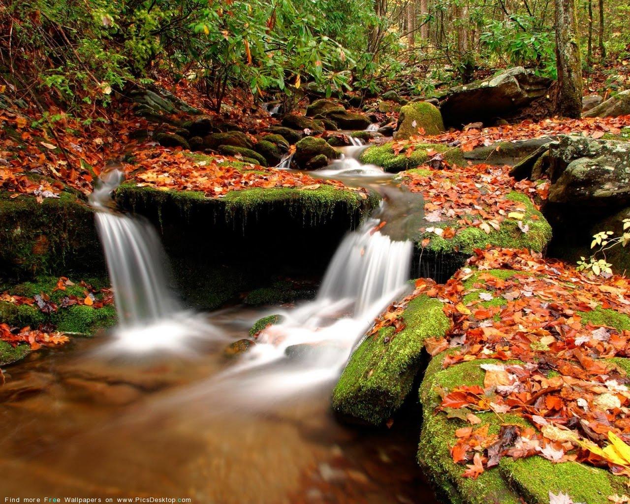 Waterfalls Wallpapers Most Beautiful Waterfall Wallpapers Waterfalls 1280x1024