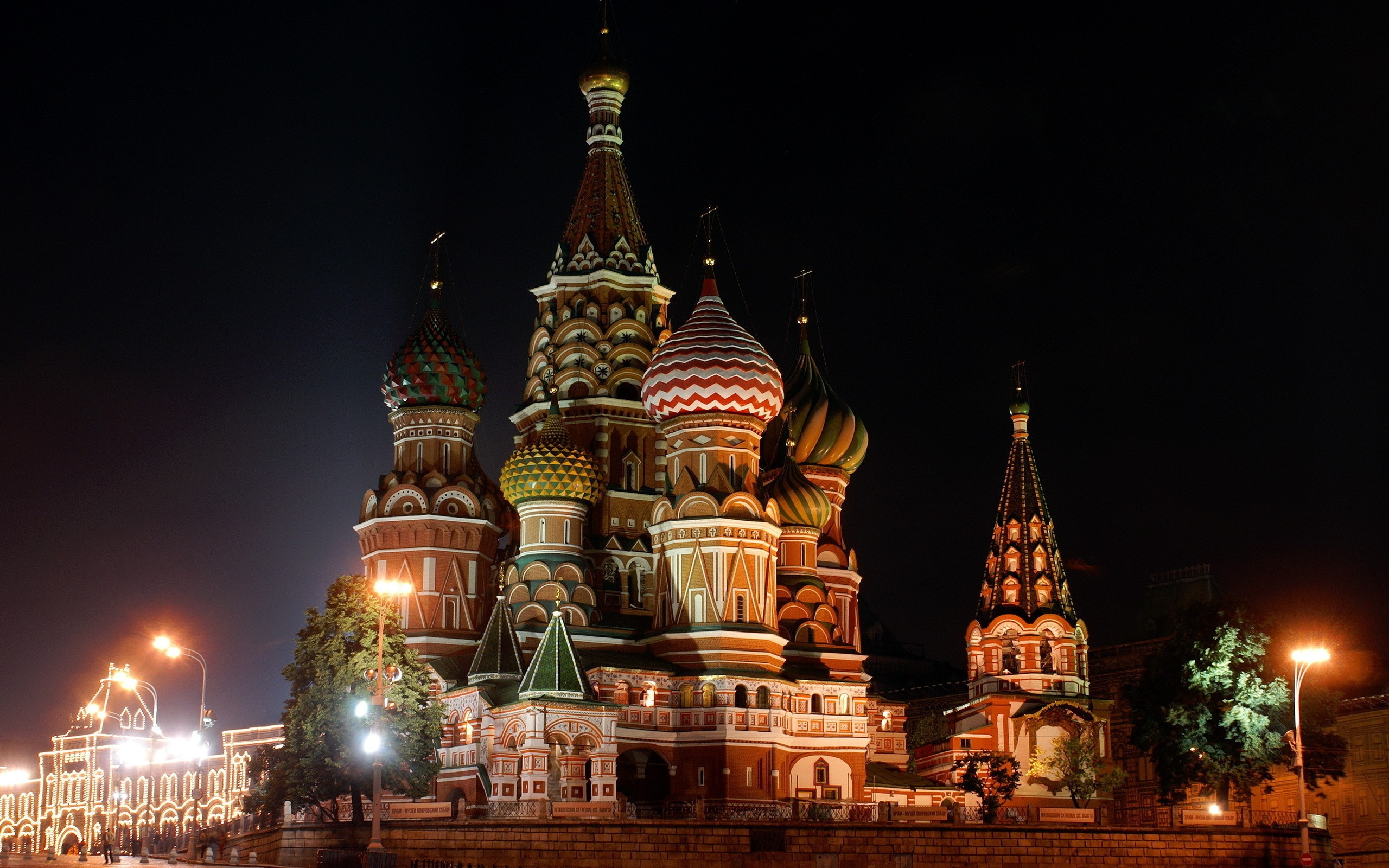 Kremlin in Moscow wallpapers and images   wallpapers pictures photos 2560x1600