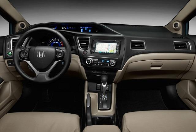 Honda FIT 2016 Interior Trend Automotive 11078 Honda Wallpaper 640x431
