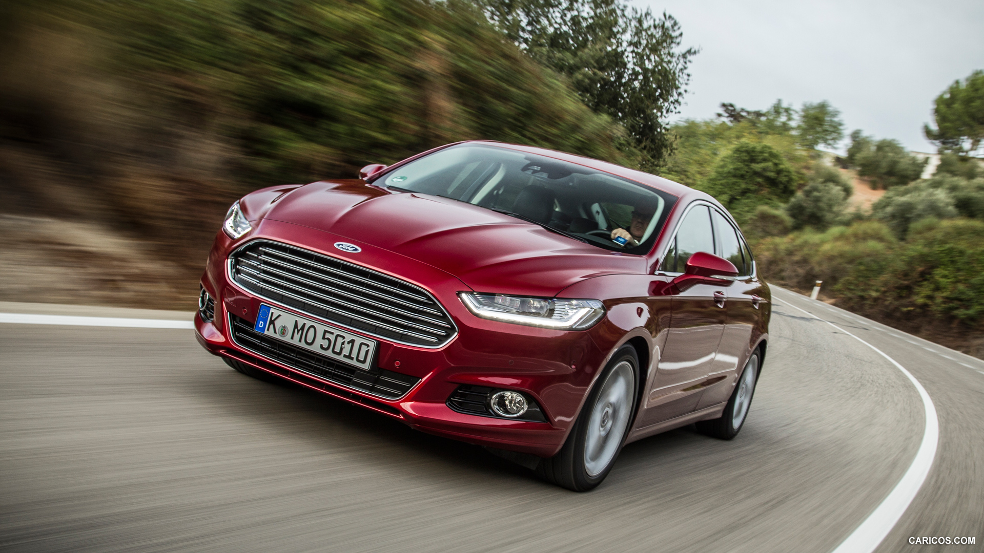 2015 Ford Mondeo   Front HD Wallpaper 6 1920x1080