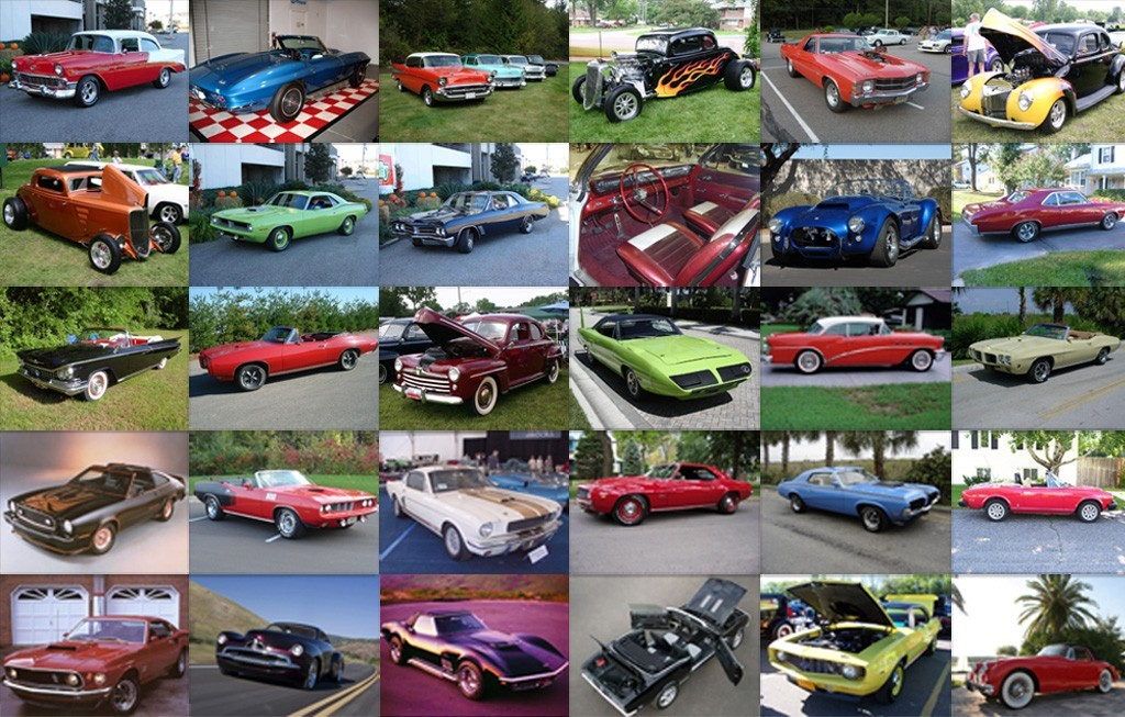 Muscle Car Screensavers images 1024x653