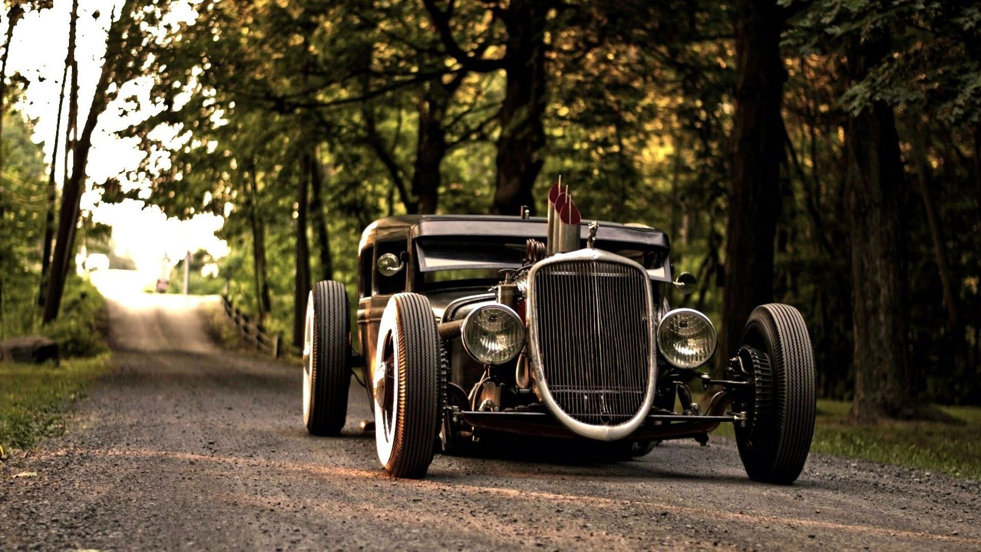 Fahrzeuge   Rat Rod Wallpaper 1920x1080