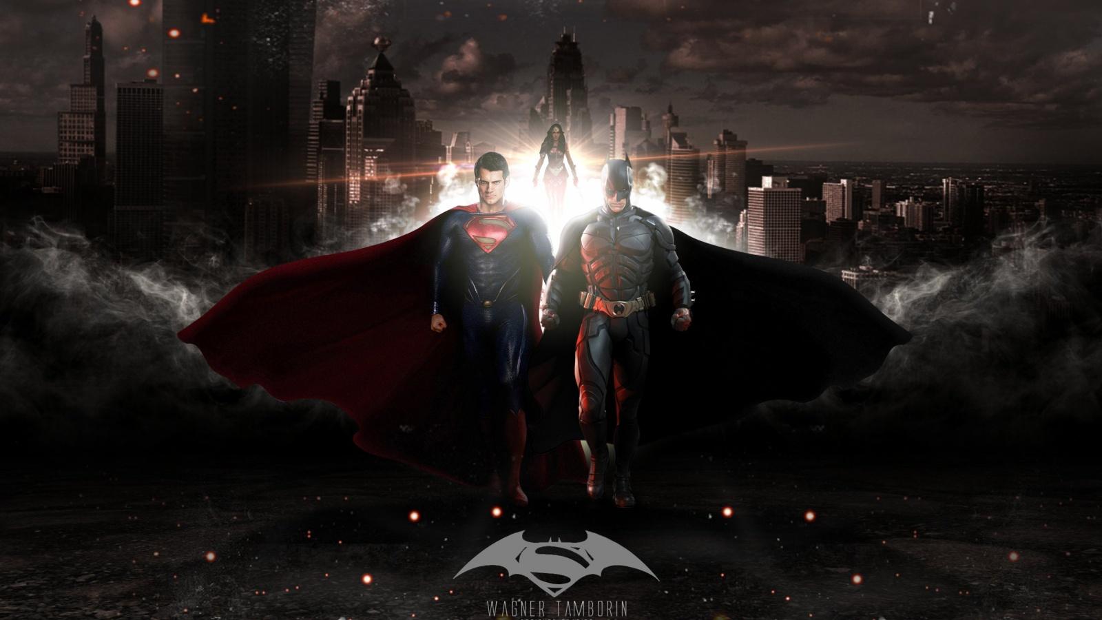 Batman v Superman Dawn of Justice 2016 Wallpapers HD Wallpapers 1600x900