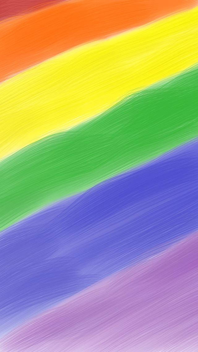 rainbow iphone wallpaper wallpapersafari