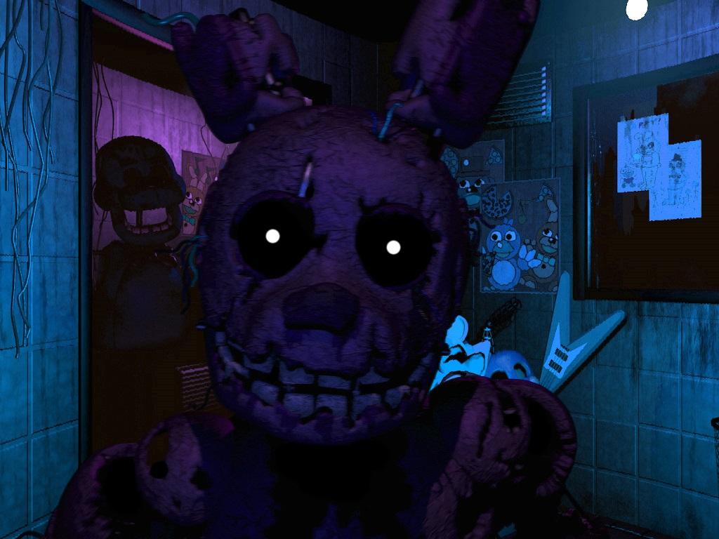 Free Download Fnaf 3 Purple Guy Fanmade By Freddyfredbear