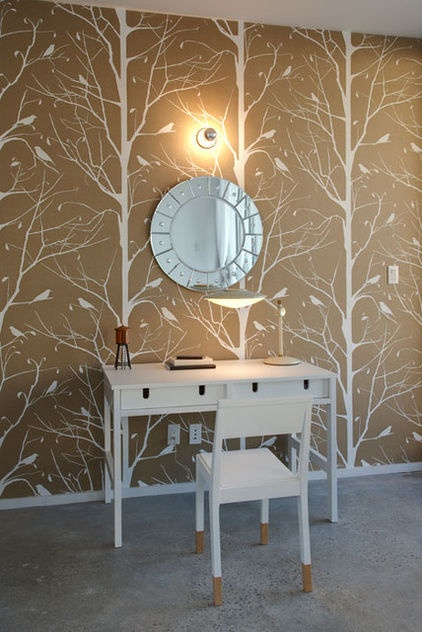 wallpaper by Cavern Home Blackbird Decor Wall Paper Pinterest 422x632