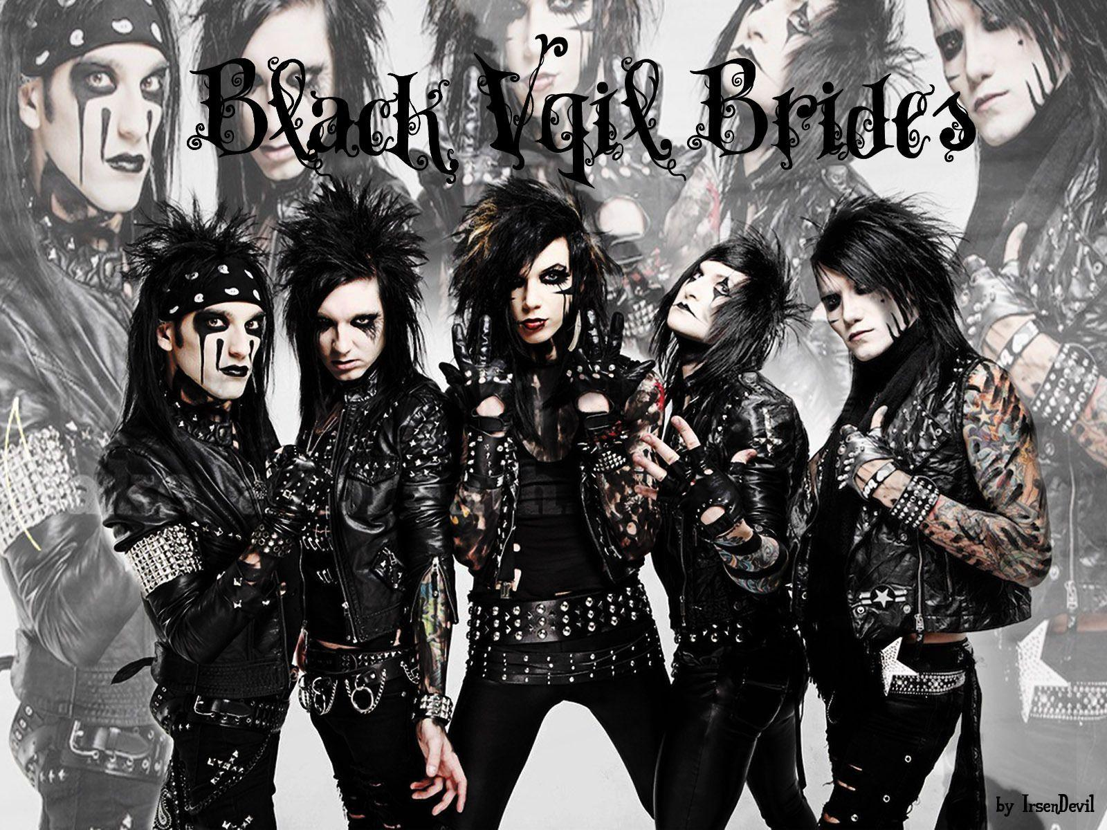 Black Veil Brides Backgrounds 1600x1200