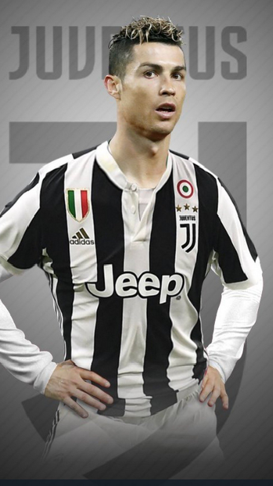 Wallpaper Cristiano Ronaldo Juventus Android   2020 Android Wallpapers 1080x1920