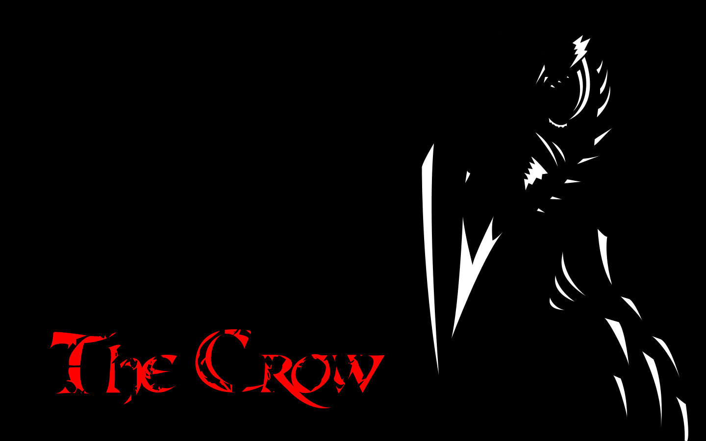 Free Download The Crow Wallpaper By Maskmaker24 1440x900