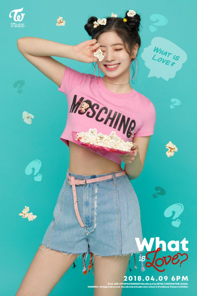 TWICE continue to question What is Love with individual teaser 635x955