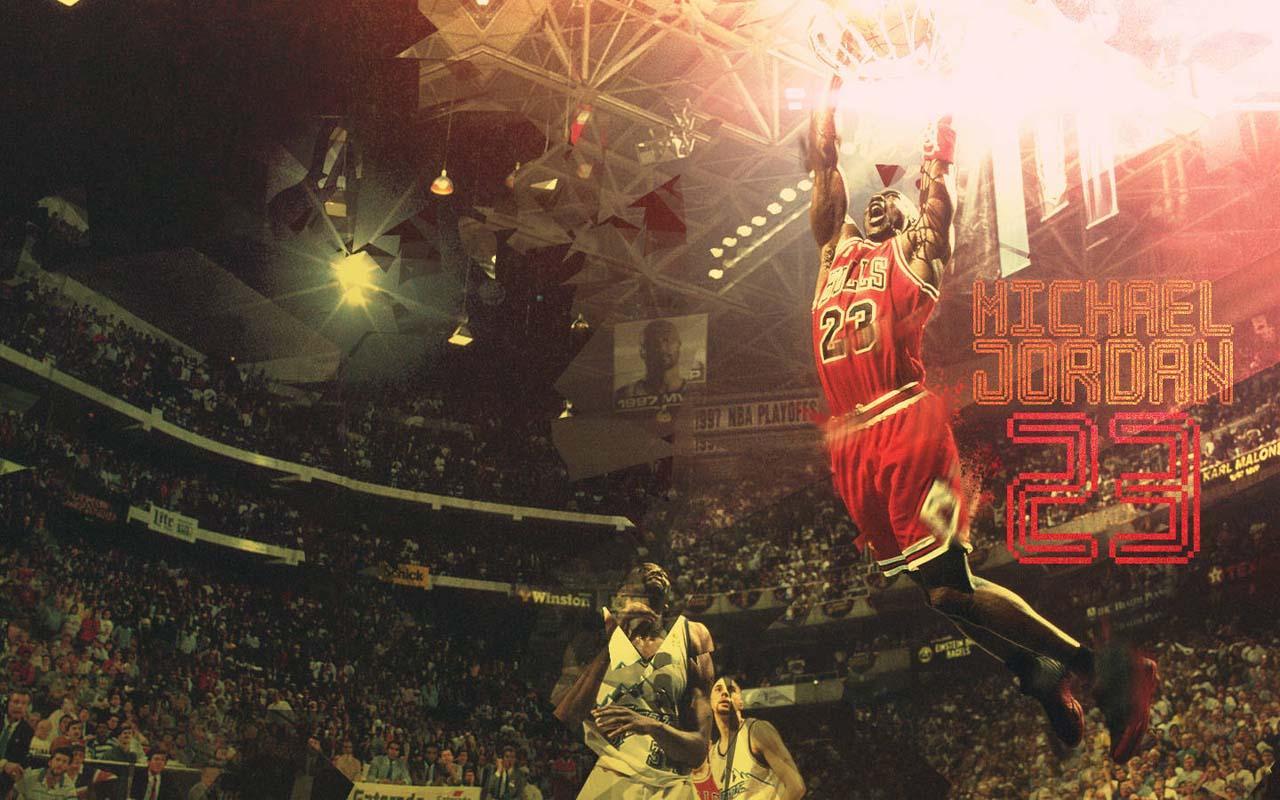 Michael Jordan Desktop Wallpaper 1280x800 WallpaperSafari